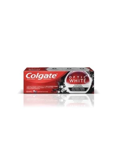 Colgate Diş Macunu Optik Beyaz Kömürlü 50,RNKSZ Renksiz